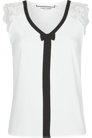 Naf-naf Mujer Blusas - Blusa CORAZON para mujer