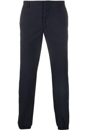 Prada Pantalones de vestir con bajos elásticos