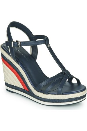 Tommy Hilfiger Sandalias TOMMY STRAPPY HIGH WEDGE para mujer