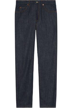 Gucci Hombre Vaqueros - Pantalón denim lavado