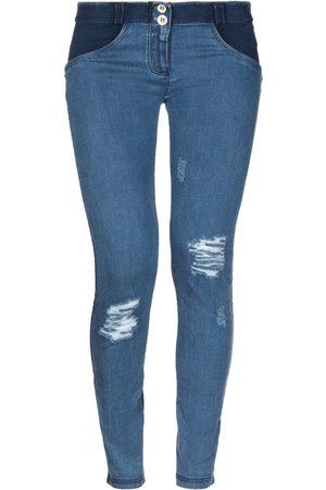 Freddy Mujer Cintura alta - Pantalones vaqueros