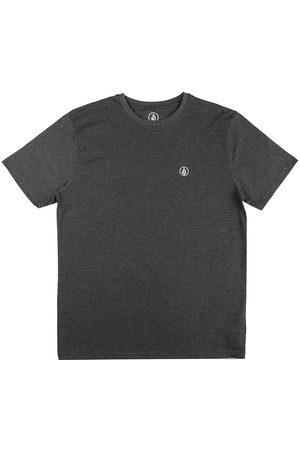 Volcom Circle Blanks Heather T-Shirt negro
