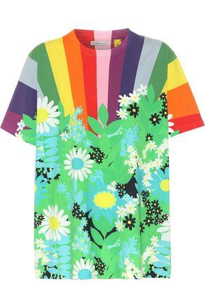 Moncler Genius 8 MONCLER RICHARD QUINN camiseta de algodón