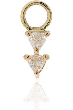 Lizzie Mandler Charm en oro amarillo de 18kt y diamante