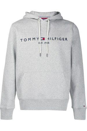 Tommy Hilfiger Sudadera con capucha y logo bordado