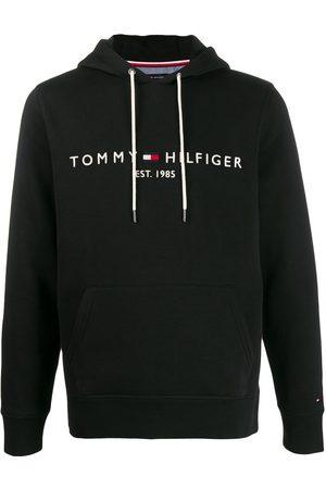 Tommy Hilfiger Sudadera con capucha y logo estampado