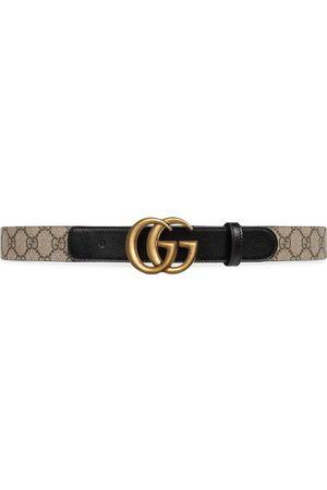 Gucci Cinturón con hebilla de doble G