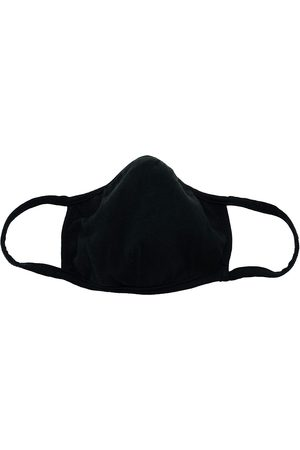 Zine Facecover Cloth Mask negro