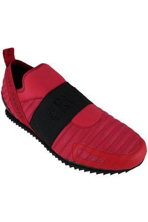 Cruyff Zapatillas elastico bright red para mujer