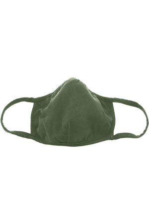 Zine Facecover Cloth Mask verde