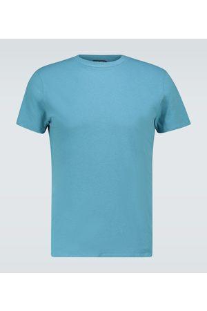 Frescobol Carioca Camiseta de algodón y lino