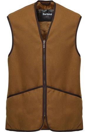 Barbour   Hombre Warm Pile Lining Vest 38