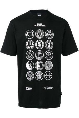 KTZ Camiseta con parches de scout