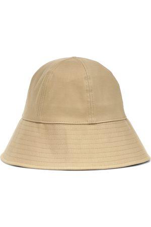 Jil Sander Sombrero de pescador de algodón