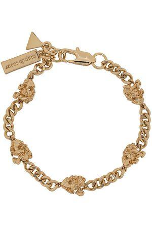 Coup De Coeur Pulsera de cadena con detalle de charms