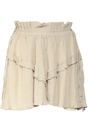 Isabel Marant Mujer Minifaldas - | Mujer Itelo Cotton & Viscose Mini Skirt 34