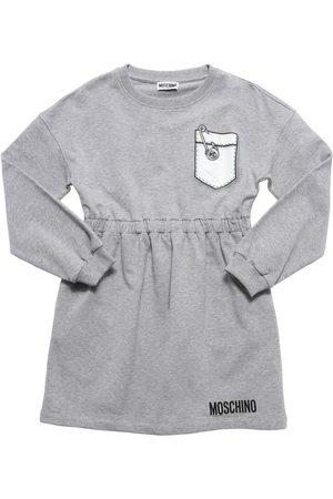 Moschino | Niña Vestido De Algodón 8a