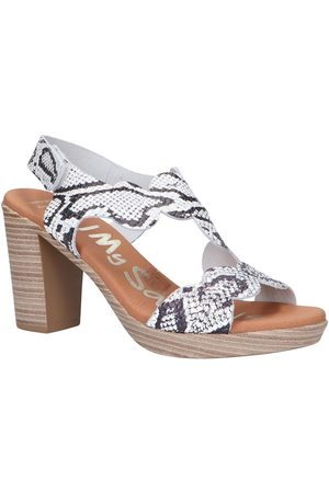 Oh my sandals Sandalias 4728-RE1CO para mujer