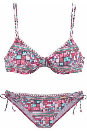 Lascana Bikini Juego de armadura 2 piezas Cross para mujer