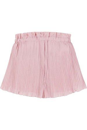 Mayoral Short niña Falda pantalon plisada para niña