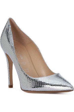Priv Lab Zapatos de tacón VIP ARGENTO para mujer