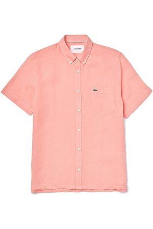 Lacoste Camisa manga corta CH4991 para hombre