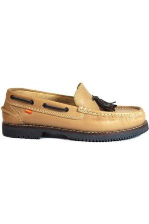 La Valenciana Mocasines Zapatos Apache Montijo Taupe para mujer