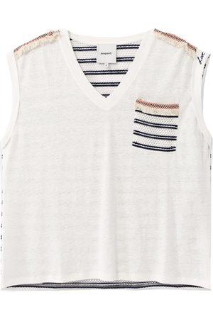 Desigual Camiseta 20SWTKC5 para mujer