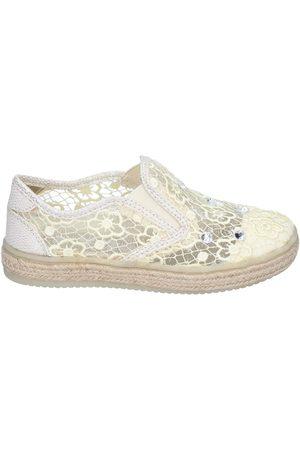 Asso Zapatos slip on textil para niña