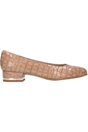 Calmoda Zapatos de tacón 140 768 coco Mujer Cuero para mujer