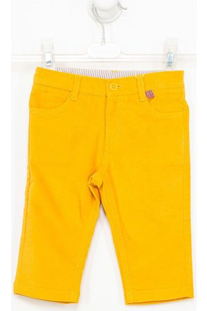TUTTO PICCOLO Pantalones Pantalones de ante para niño