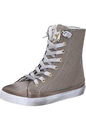 2 stars Zapatillas altas sneakers textil gamuza AD888 para niña