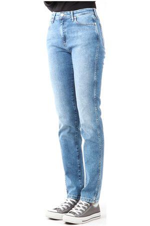 Wrangler Jeans Boyfriend Best Blue W27M9194O para mujer