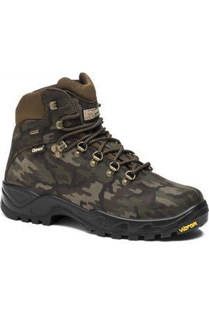 Chiruca Zapatillas de senderismo Botas Camo 21 Gore-Tex para hombre