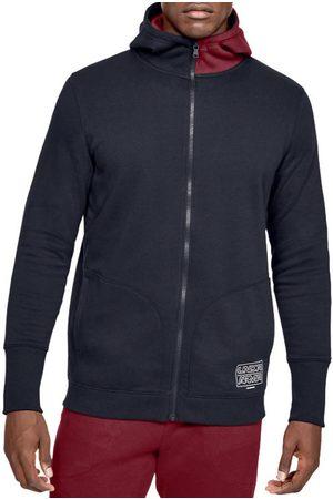 Under Armour Jersey Baseline Fleece FZ Hoodie 1343006-002 para hombre