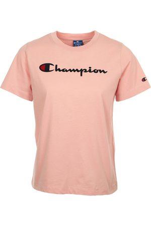 Champion Camiseta Crewneck T-Shirt Wn's para mujer