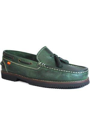 La Valenciana Náuticos Zapatos Apache Montijo para hombre