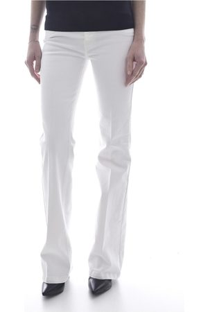 Guess Pantalón de campana W02A58 D2G6I SEXY BOOT - Mujer para mujer