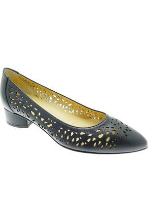 DONNA SOFT Zapatos de tacón DOSODS0707bl para mujer