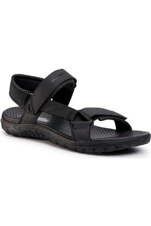 Skechers Sandalias REGGAE - ELSINORE NEGRA para hombre