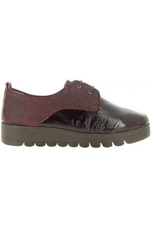 24 Hrs Zapatos Mujer 23830 Burdeos para mujer
