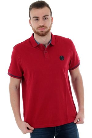 Pepe Jeans Polo PM541304 TERENCE - 284 GARNET para hombre