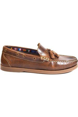 La Valenciana Náuticos Zapatos 1692 Cuero para hombre