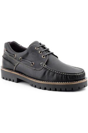 Iberico Shoes Náuticos Zapatos nauticos de piel para hombre by Iberico para hombre