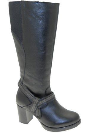 Calzaturificio Loren Botas LOC3860ne para mujer