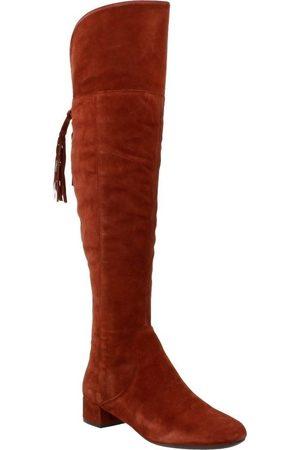 Geox Botas altas D NEW CAREY para mujer