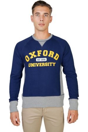 Oxford University Jersey - oxford-fleece-raglan para hombre
