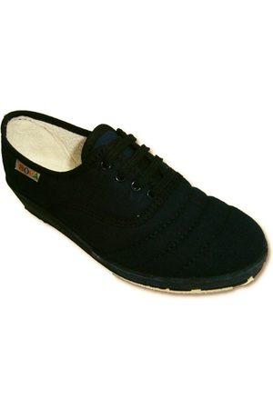 Calzacomodo Mujer Zapatillas - Zapatillas de tenis Zapatilla cordones cuña para andar para mujer
