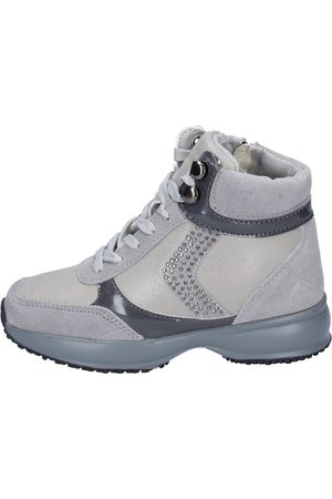 Lumberjack Zapatillas sneakers gamuza para niña