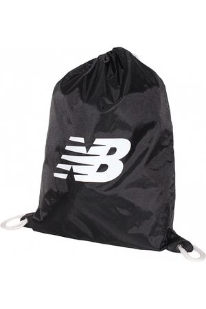 New Balance Bolso Cinch Sack LAB91039BK para mujer